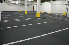 Road & Parking Lot Cleaning