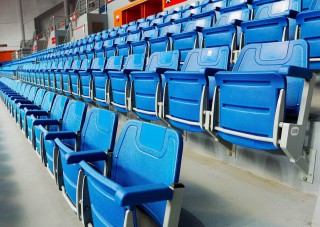 Plastic Folding Stadium Chairs