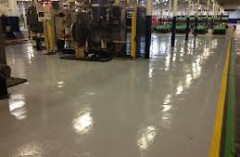 Manufacturing & Industrial Cleaning Services