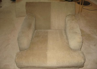 Image of Upholstered Couch