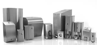 Stainless Steel hygiene dispenser range